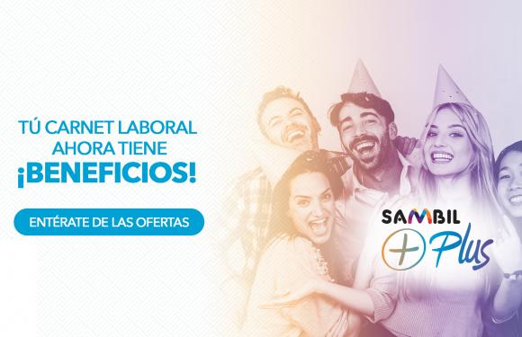 Sambil+Plus