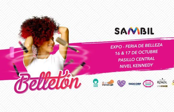 Expo-Feria de belleza #BelletónSambil